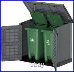 Store it out Store Garden Lockable Storage Box XL Shed Outside Bike Bin 1200L