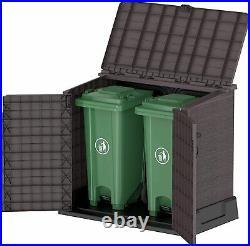 Store it out Store Garden Lockable Storage Box XL Shed Outside Bike Bin Tool UK